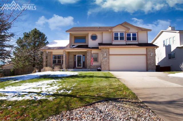 8842 Estebury Circle, Colorado Springs, CO 80920 (#6683037) :: RE/MAX Advantage