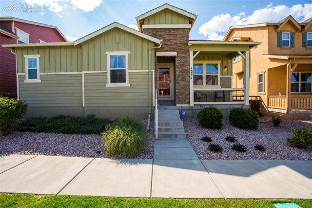 1357 Cresson Mine Drive, Colorado Springs, CO 80905 (#6686622) :: RE/MAX Advantage
