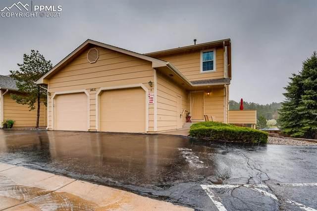2430 Hamlet Lane A, Colorado Springs, CO 80918 (#6687467) :: Compass Colorado Realty