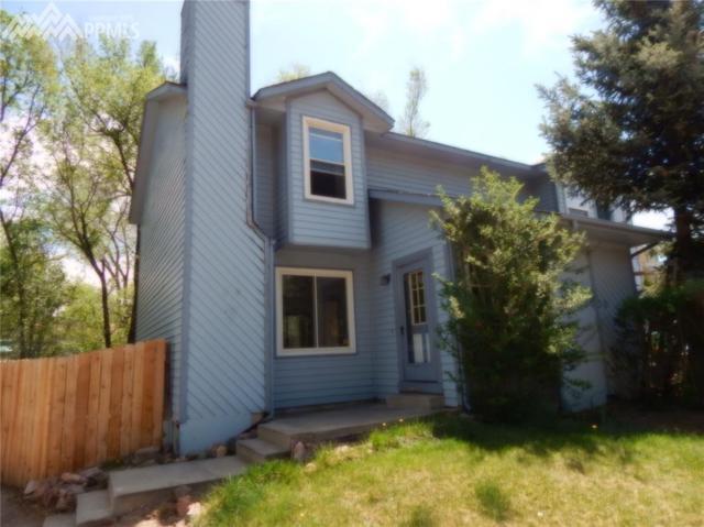 2628 E Dale Street A, Colorado Springs, CO 80909 (#6687735) :: 8z Real Estate