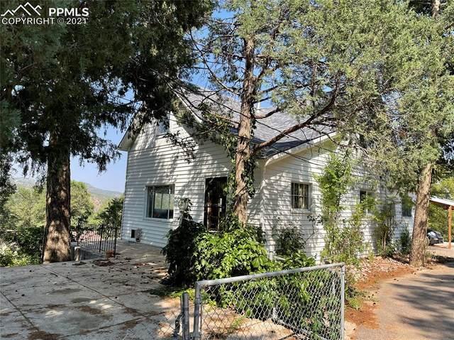 7 Jade Avenue, Manitou Springs, CO 80829 (#6688559) :: The Artisan Group at Keller Williams Premier Realty