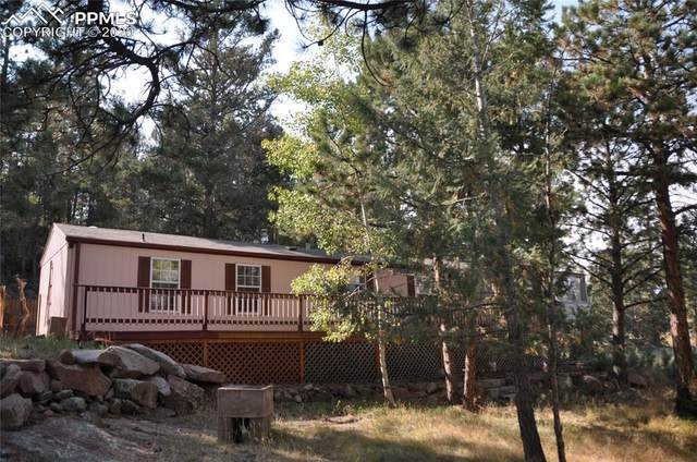 60 Shawnee Place, Florissant, CO 80816 (#6693790) :: Action Team Realty