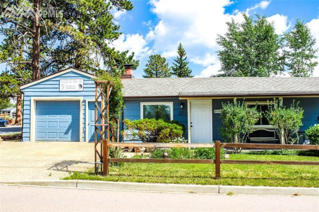 111 N Pine Street, Woodland Park, CO 80863 (#6697198) :: CENTURY 21 Curbow Realty