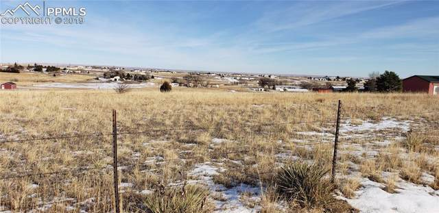 6385 Mccandlish Road, Peyton, CO 80831 (#6697736) :: The Treasure Davis Team
