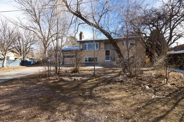 307 N 15th Street, Colorado Springs, CO 80904 (#6697802) :: RE/MAX Advantage