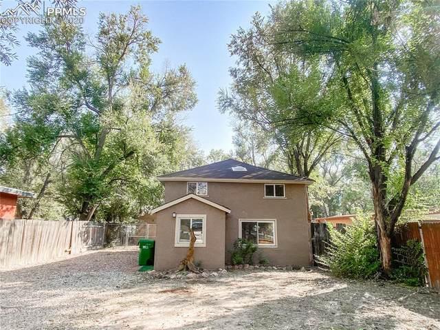 2429 E Dale Street, Colorado Springs, CO 80909 (#6699990) :: The Kibler Group