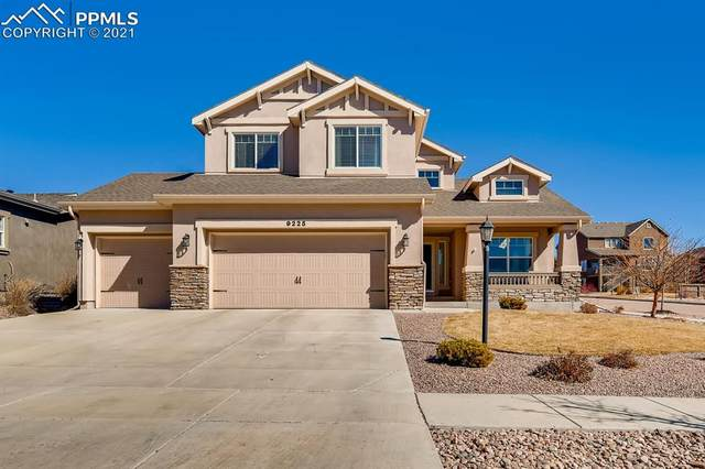 9225 Dome Rock Place, Colorado Springs, CO 80924 (#6700543) :: Action Team Realty