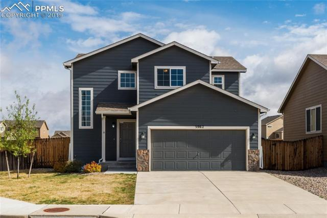 5962 San Mateo Drive, Colorado Springs, CO 80911 (#6703274) :: Tommy Daly Home Team