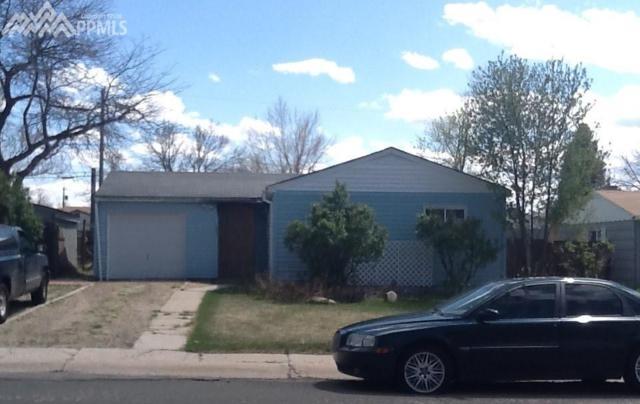305 Redwood Drive, Colorado Springs, CO 80907 (#6704442) :: The Peak Properties Group