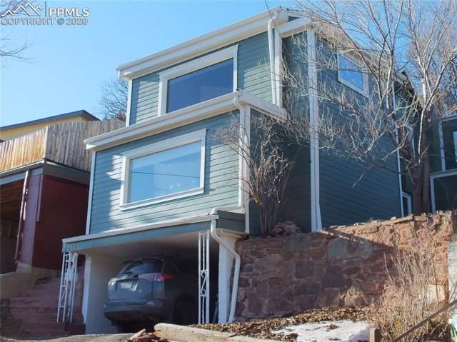 308 Uinta Road, Manitou Springs, CO 80829 (#6710480) :: Compass Colorado Realty