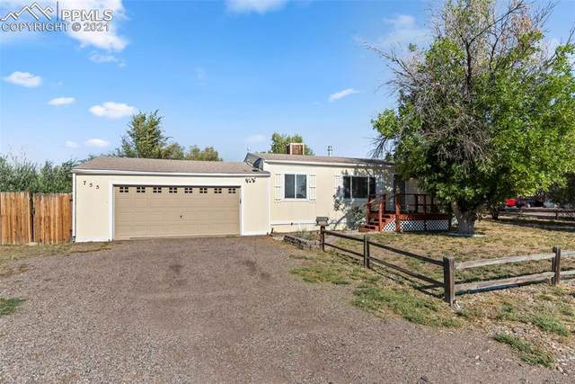 755 S Stanley Drive, Pueblo West, CO 81007 (#6710734) :: The Kibler Group