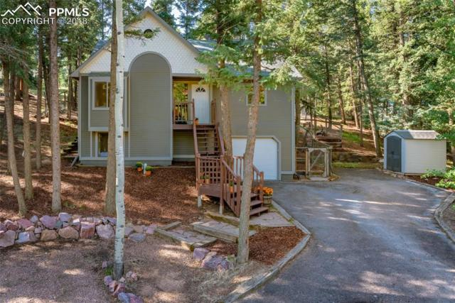 2659 Sunnywood Avenue, Woodland Park, CO 80863 (#6713812) :: Colorado Home Finder Realty