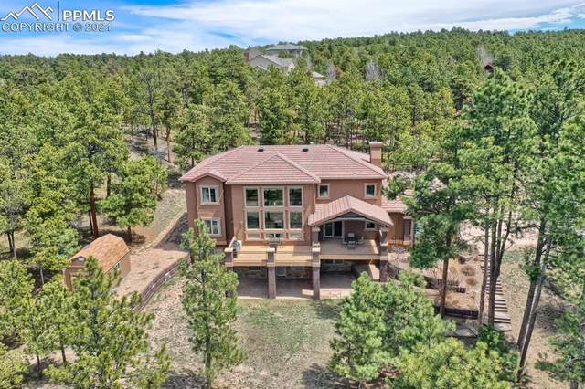 17512 Colonial Park Drive, Monument, CO 80132 (#6713940) :: The Artisan Group at Keller Williams Premier Realty