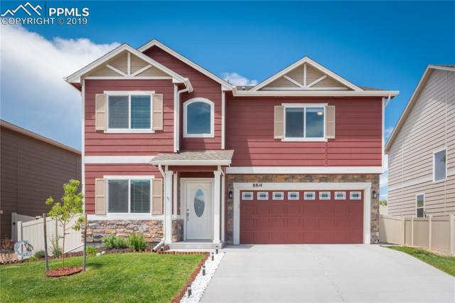 8814 Vanderwood Road, Colorado Springs, CO 80908 (#6714646) :: Tommy Daly Home Team