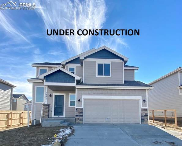 3182 Namib Drive, Colorado Springs, CO 80939 (#6715810) :: Tommy Daly Home Team