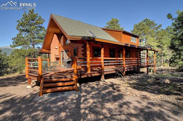 77 Topaz Drive, Westcliffe, CO 81252 (#6718741) :: Action Team Realty