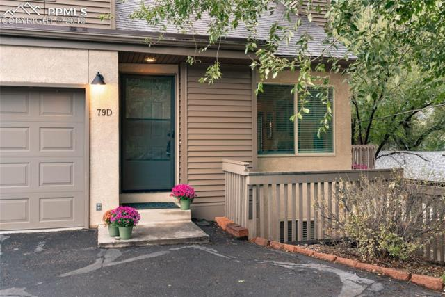 79 Crystal Park Road D, Manitou Springs, CO 80829 (#6719315) :: 8z Real Estate