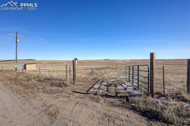 12155 Oil Well Road, Calhan, CO 80808 (#6722824) :: Finch & Gable Real Estate Co.