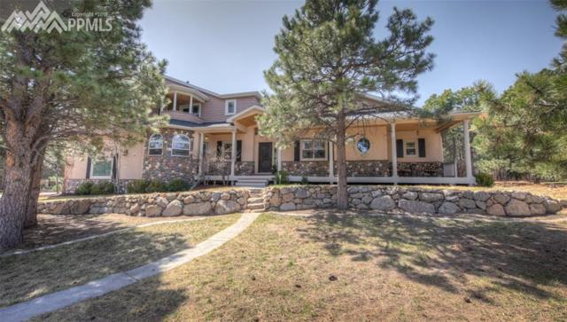 7 N Sherwood Glen, Monument, CO 80132 (#6723624) :: The Dunfee Group - Keller Williams Partners Realty
