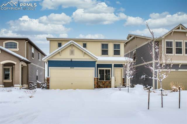 8333 Longleaf Lane, Colorado Springs, CO 80927 (#6725009) :: Hudson Stonegate Team