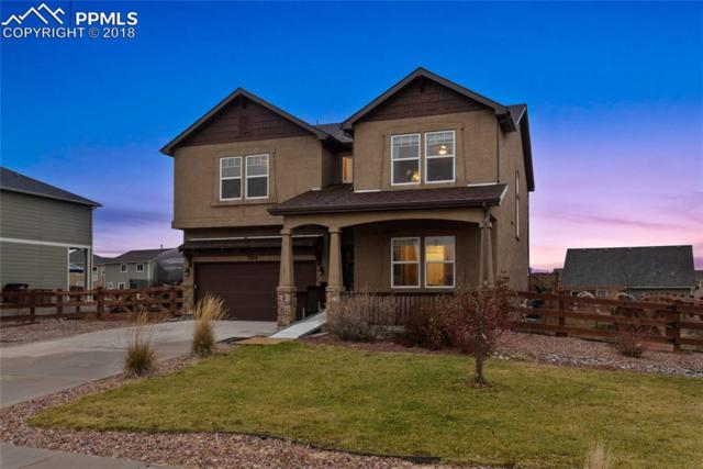 7824 Antelope Meadows Circle, Peyton, CO 80831 (#6727957) :: Harling Real Estate
