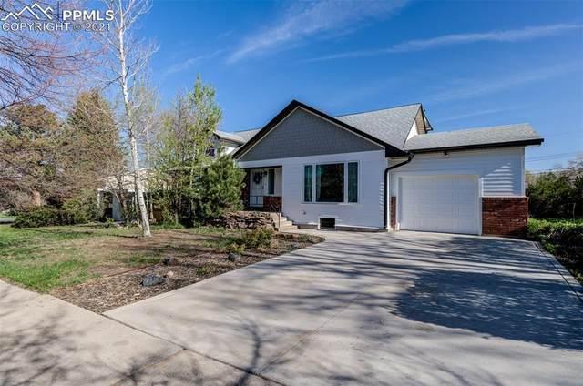 2471 Clarkson Drive, Colorado Springs, CO 80909 (#6729003) :: The Dixon Group