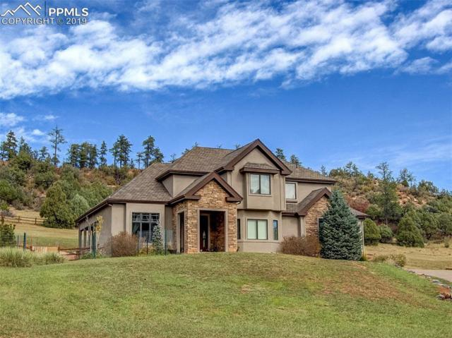 4593 Mohawk Drive, Larkspur, CO 80118 (#6730461) :: Jason Daniels & Associates at RE/MAX Millennium