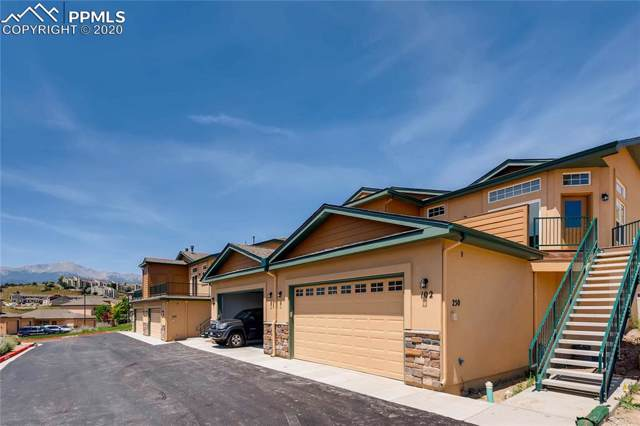 250 Eagle Summit Point #102, Colorado Springs, CO 80919 (#6732654) :: Tommy Daly Home Team