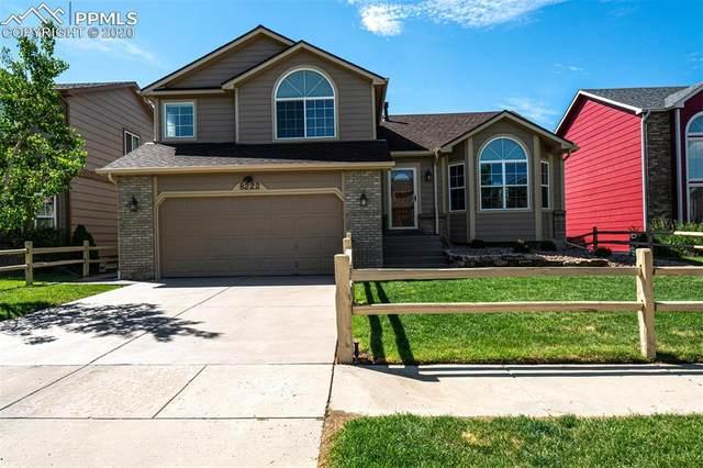 8222 Andrus Drive, Colorado Springs, CO 80920 (#6733712) :: The Kibler Group