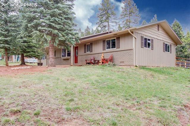 125 Rolling Park Drive, Woodland Park, CO 80863 (#6734151) :: Finch & Gable Real Estate Co.