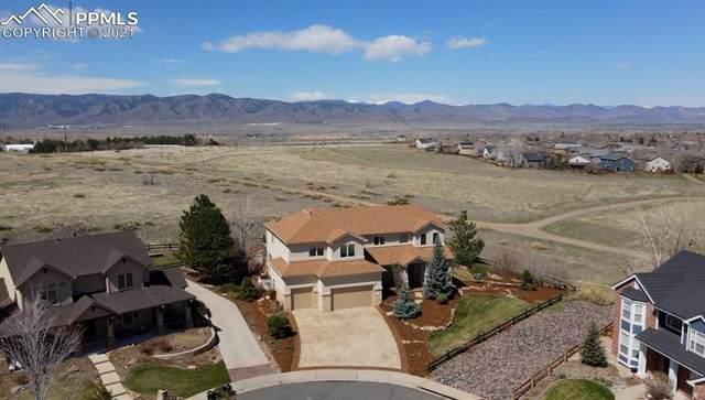 1874 Ridgecrest Way, Highlands Ranch, CO 80129 (#6734281) :: CC Signature Group