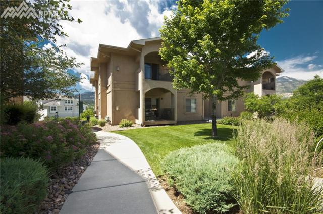 1695 Little Bear Creek Point #7, Colorado Springs, CO 80904 (#6736679) :: The Peak Properties Group