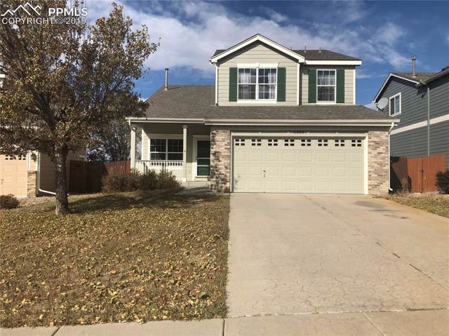 3850 Springs Ranch Drive, Colorado Springs, CO 80922 (#6736786) :: The Peak Properties Group