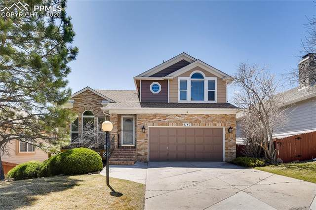 1143 Dancing Horse Drive, Colorado Springs, CO 80919 (#6738314) :: Tommy Daly Home Team