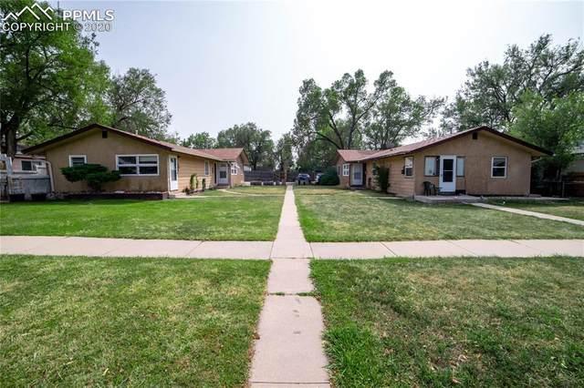 1317 E Las Animas Street #1323, Colorado Springs, CO 80910 (#6738839) :: Action Team Realty