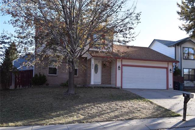 1055 Crandall Drive, Colorado Springs, CO 80911 (#6739575) :: Tommy Daly Home Team
