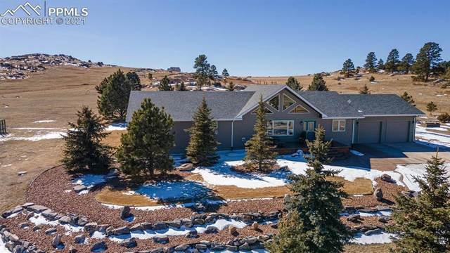 25468 County Road 21 Road, Elbert, CO 80106 (#6739657) :: 8z Real Estate
