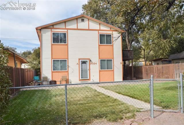 2024 Cooper Avenue, Colorado Springs, CO 80907 (#6742691) :: The Peak Properties Group