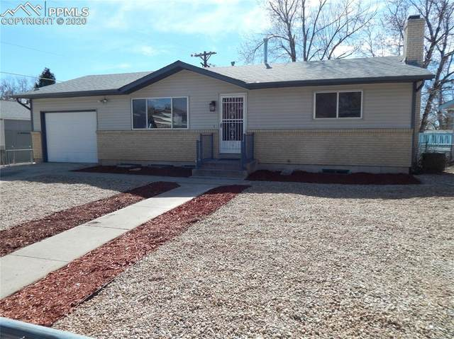 2407 Sonoma Drive, Colorado Springs, CO 80910 (#6742737) :: The Kibler Group