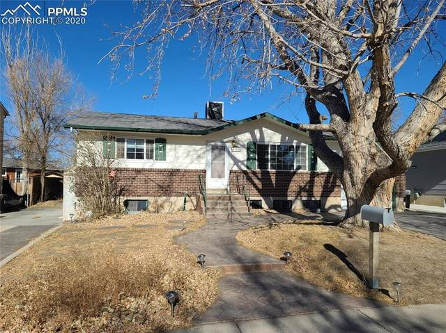 4350 Sedate Lane, Colorado Springs, CO 80917 (#6744608) :: The Kibler Group