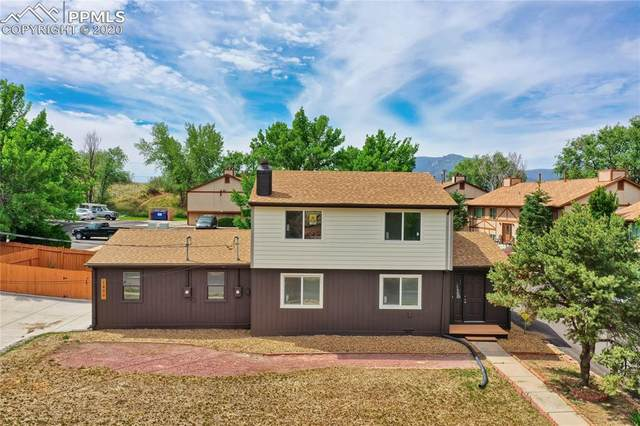 1501 Manitou Boulevard, Colorado Springs, CO 80904 (#6745618) :: The Kibler Group