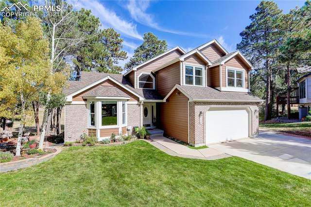 140 Tall Pine Lane, Monument, CO 80132 (#6745978) :: Action Team Realty