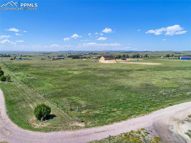 13020 Bucking Horse Road, Calhan, CO 80808 (#6746741) :: Jason Daniels & Associates at RE/MAX Millennium