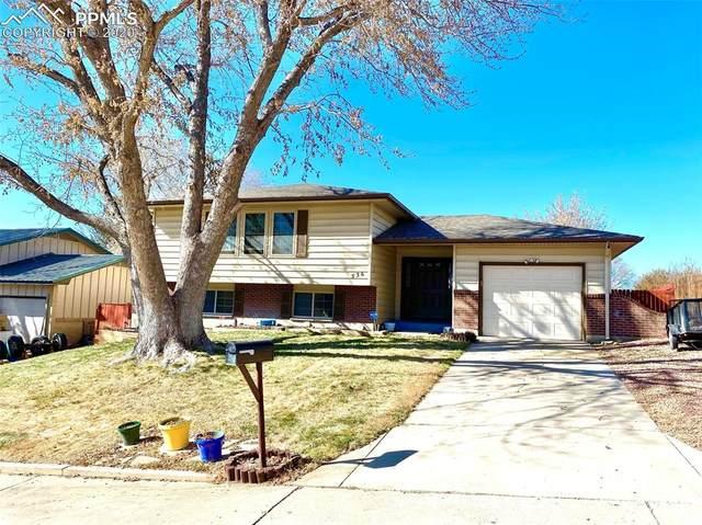 536 Empress Street, Colorado Springs, CO 80911 (#6747111) :: The Kibler Group