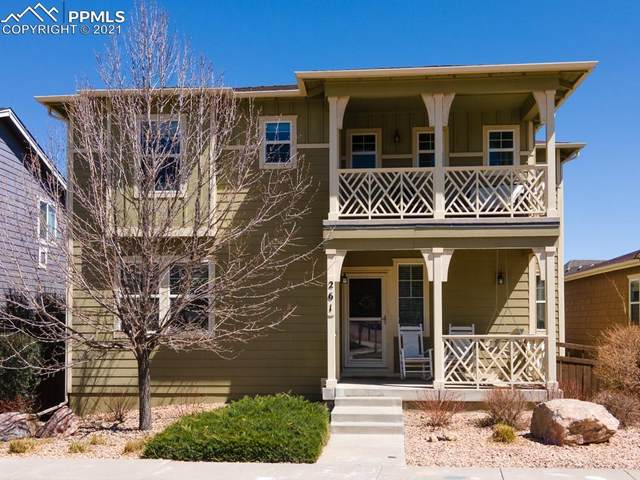 261 S Raven Mine Drive, Colorado Springs, CO 80905 (#6747609) :: The Artisan Group at Keller Williams Premier Realty