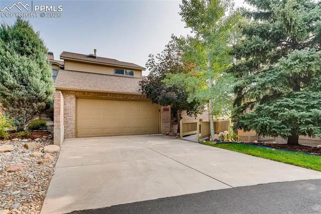 2956 Tenderfoot Hill Street, Colorado Springs, CO 80906 (#6748222) :: Tommy Daly Home Team