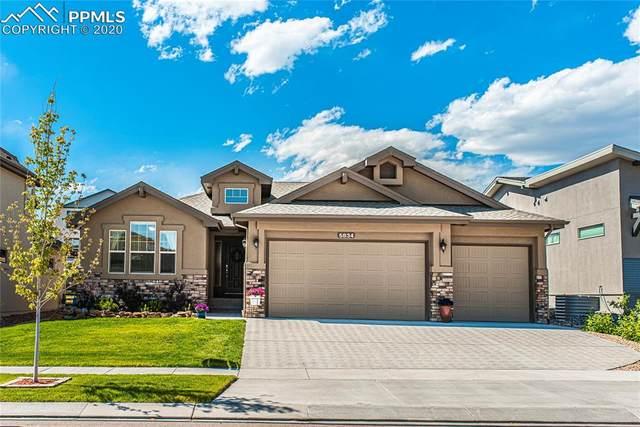 5834 Thurber Drive, Colorado Springs, CO 80924 (#6748229) :: Finch & Gable Real Estate Co.