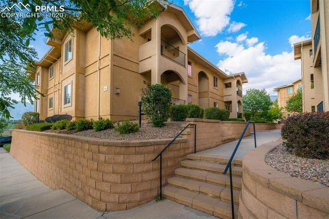 1610 Little Bear Creek Point #304, Colorado Springs, CO 80904 (#6750446) :: 8z Real Estate