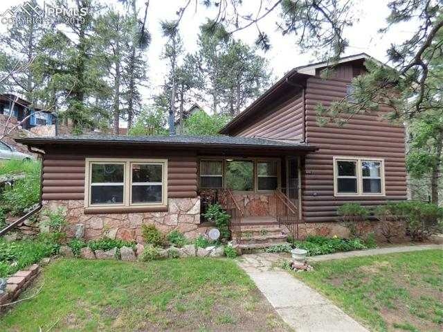 8122 W Highway 24 Road, Cascade, CO 80809 (#6750574) :: The Peak Properties Group