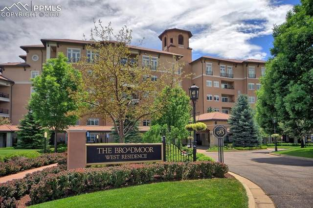 755 El Pomar Road #632, Colorado Springs, CO 80906 (#6751431) :: The Treasure Davis Team